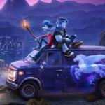 Eerste poster voor Disney•Pixar's Onward