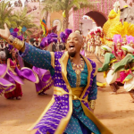 Will Smith's Genie zingt 'Prince Ali' in nieuwe Aladdin clip