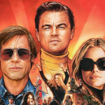 Nieuwe poster voor Once Upon A Time in Hollywood