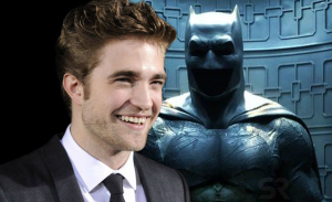 Robert Pattinson is The Batman