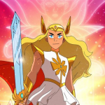 Poster voor Netflix's She-Ra and the Princesses of Power seizoen 3