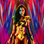 Eerste poster voor Wonder Woman 1984