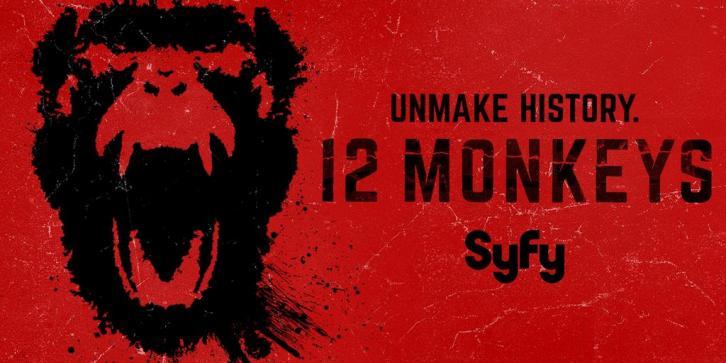 Nieuwe trailer 12 Monkeys seizoen 4