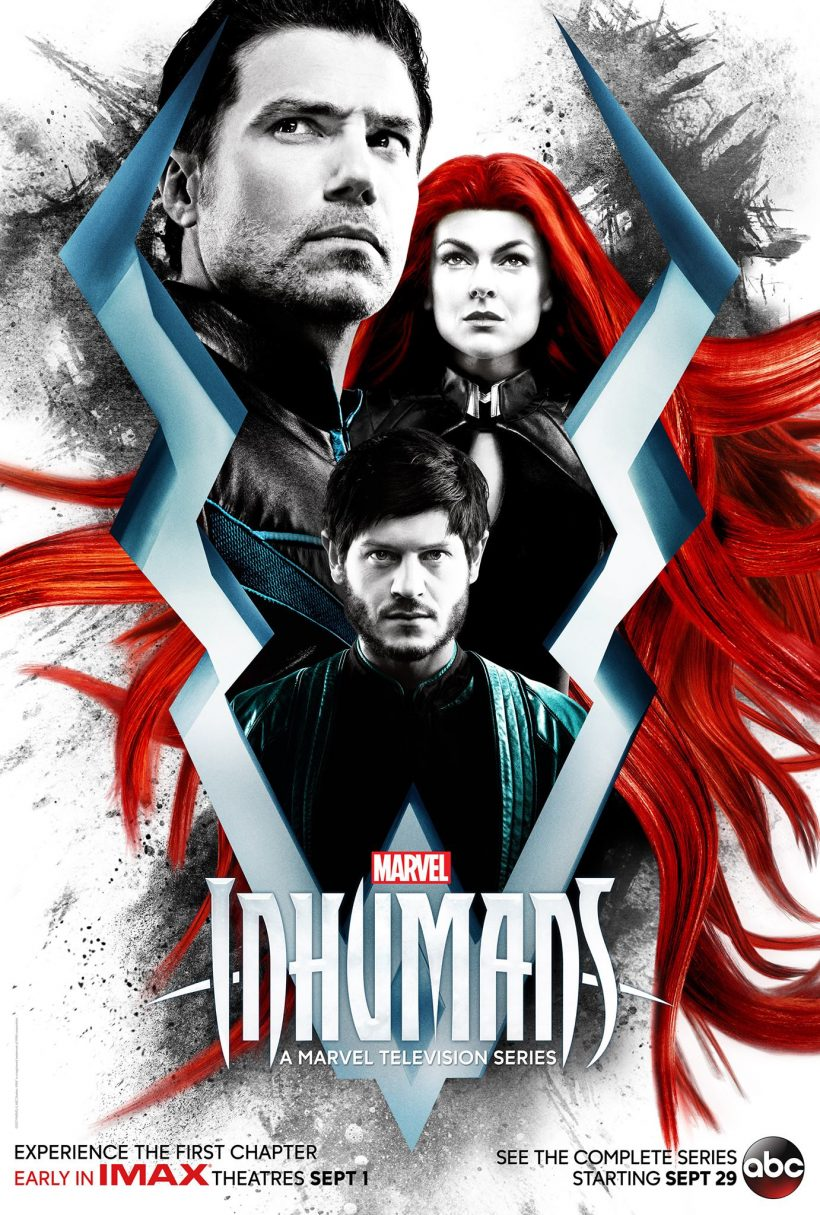 Trailer teaser voor Marvel's Inhumans