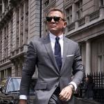 Eerste officiële foto van Daniel Craig uit Bond 25