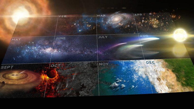 Blu Ray Recensie A Spacetime Odyssey (Sandro Algra) 6