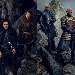 Nieuwe featurette Game of Thrones opnames in Noord-Ierland