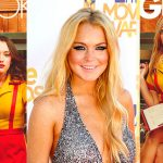 Lindsay Lohan gastrol in 2 Broke Girls
