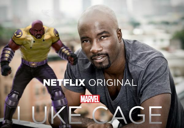 Nieuwe clip vanuit Marvel's Luke Cage