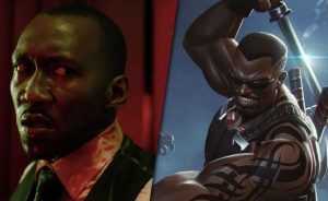 Mahershala Ali is Blade!