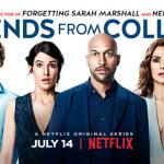 Netflix geeft groen licht aan Friends from College seizoen 2
