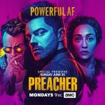 Preacher Comic-Con trailer