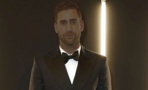 Oliver Jackson-Cohen speelt The Invisible Man