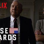 Opnames laatste seizoen House of Cards in 2018 van start zonder Kevin Spacey