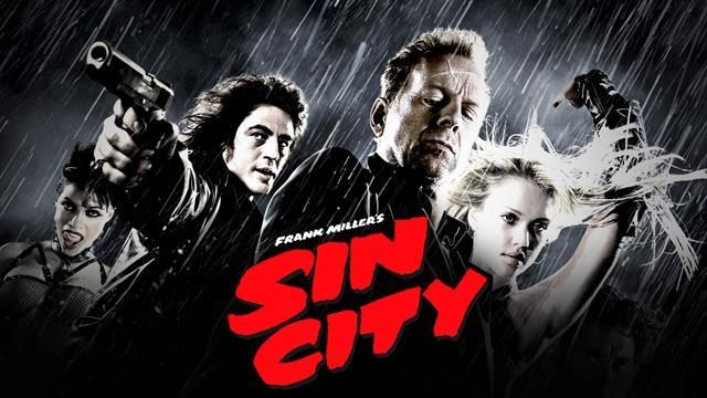 Frank Miller's Sin City wordt tv-serie