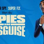Nieuwe trailer voor animatiefilm Spies in Disguise