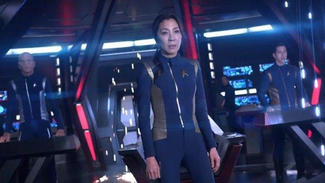 Nieuwe trailer Star Trek: Discovery