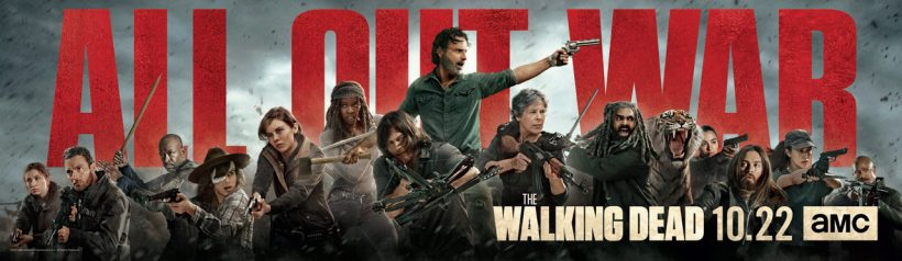 Eerste The Walking Dead seizoen 8 promo