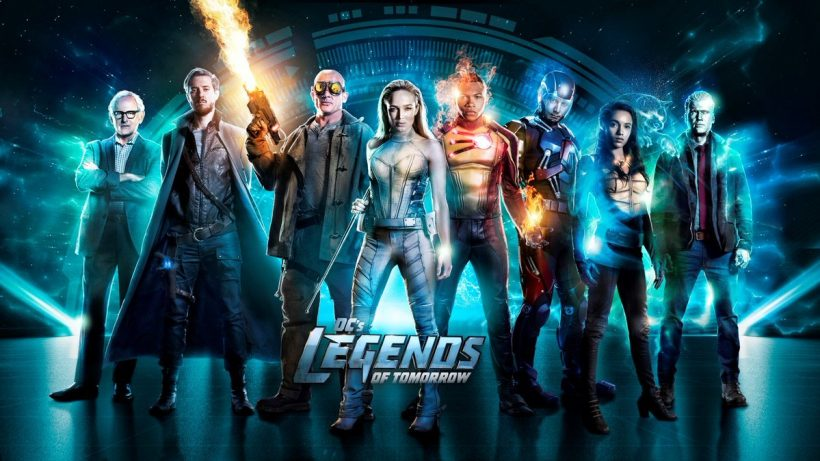 Eerste poster Legends of Tomorrow seizoen 3