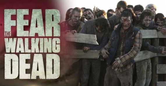 Nieuwe Fear the Walking Dead seizoen 3 poster