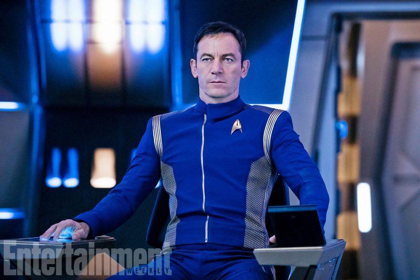 Eerste blik op Jason Isaacs' Captain Lorca in Star Trek: Discovery