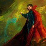 Concept art Marvels Doctor Strange