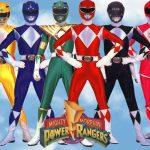 Power Rangers in de zomer van 2016