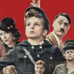 Poster voor Taika Waititi's anti-nazi film JoJo Rabbit