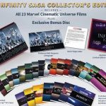 Marvel's Infinity Saga Blu-ray boxset onthuld