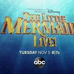 Promo voor The Little Mermaid Live! Musical event op ABC