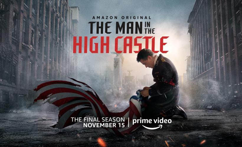 The Man in the High Castle seizoen 4