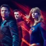 Poster voor Arrowverse cross-over Crisis on Infinite Earths