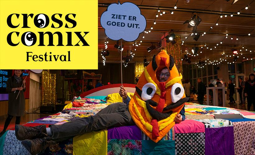 Recensie | Cross Comix Festival Rotterdam (Rafael te Boekhorst) 1