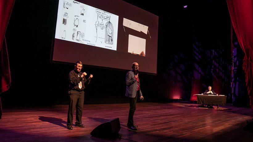 Recensie | Cross Comix Festival Rotterdam | Kamagurka