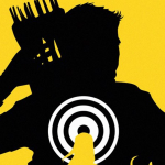 Titelsequentie voor de Disney+ serie Hawkeye