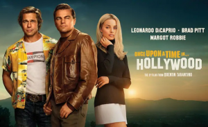 Once upon a time in… Hollywood Blu-ray