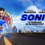 Najib Amhali spreekt de stem in van Sonic