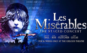 Les Misérables - The Staged Concert eenmalig in de bioscoop