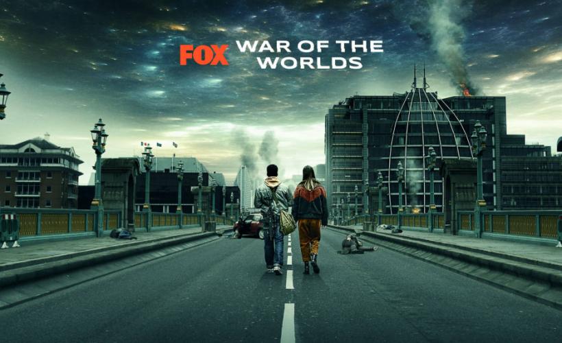 Recensie War of the Worlds