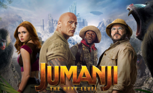 Recensie Jumanji: The Next Level