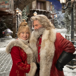 Eerste blik op Kurt Russell & Goldie Hawn in The Christmas Chronicles 2