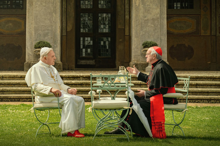Recensie The Two Popes