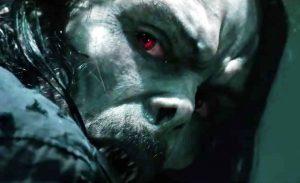 Morbius met Jared Leto