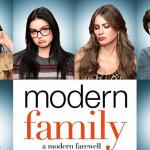 Poster voor laatste afleveringen Modern Family