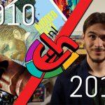 De films van het decennium (2010-2019) volgens E-Hoek