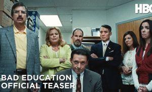 Bad Education met Hugh Jackman