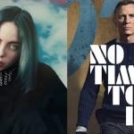 Luister naar het James Bond-lied No Time To Die van Billie Eilish