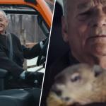 Bill Murray keert terug in iconische rol uit Groundhog Day voor promo