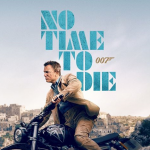IMAX-poster voor James Bond-film No Time To Die