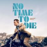 IMAX-poster voor James Bond-film No Time To Die